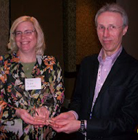 John Aynsley Receives 2012 Accellera Systems Initiative Technical Excellence Award