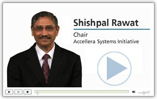 Accellera Update from Shishpal Rawat, Accellera Systems Initiative Chair