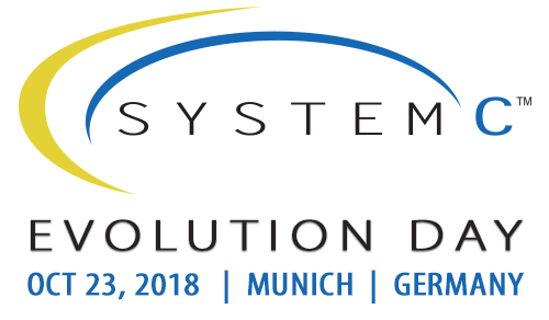 SystemC Evolution Day 2018