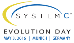 SystemC Evolution Day 2016