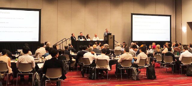 IP Security Lunch Panel at DAC