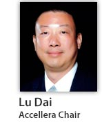 Lu Dai, Accellera Systems Initiative Chair