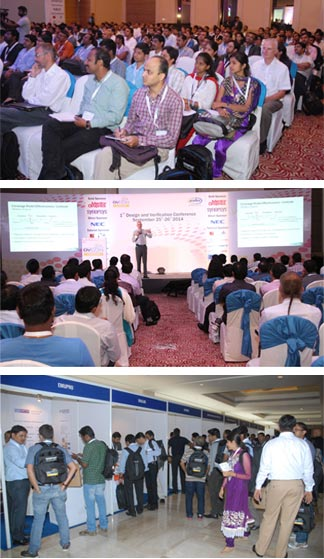 Images from DVCon India 2014